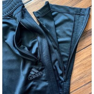adidas Pants - Adidas ClimaCool Sweatpants Men's Large Black